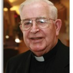Msgr. Thomas McGread is Stewardship Director Emeritus for the Diocese of Wichita