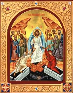 Easter Resurrection icon