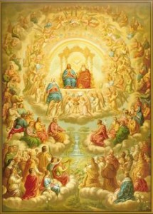 CHRIST-HEAVEN-CELESTIAL-REALM-GREAT-FEAST