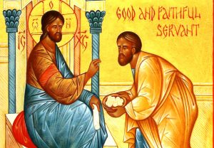 parable-of-the-talents-Good-and-Faithful-servant-icon